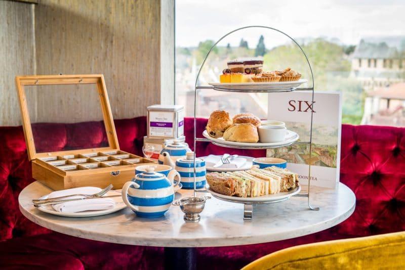 Six Cambridge Restaurant | Afternoon tea