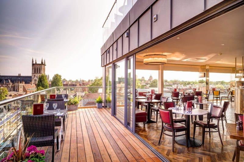 Six Cambridge Restaurant Home Page