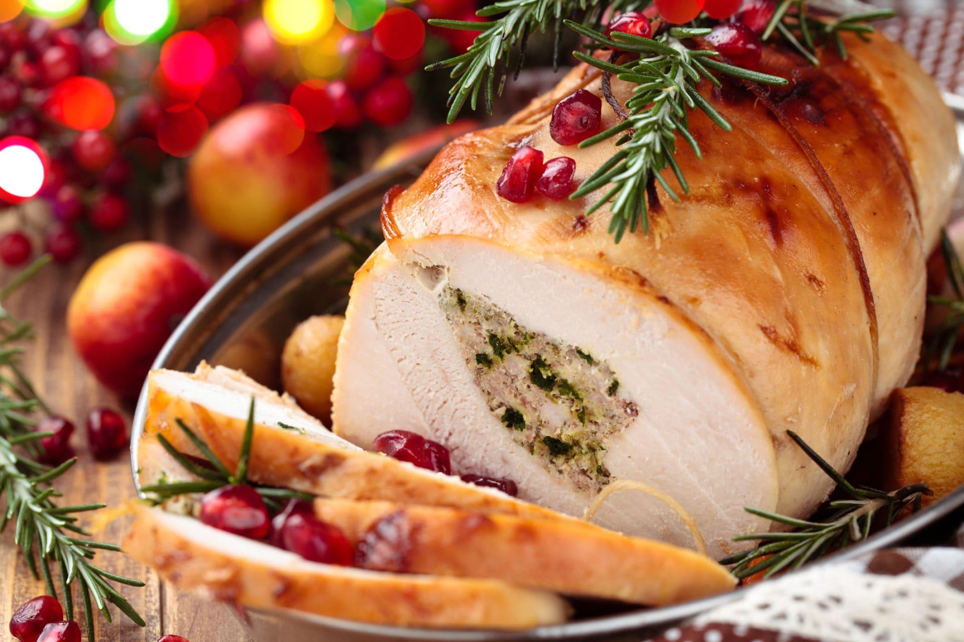 Turkey breast for holidays.